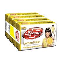 Lifebuoy Lemon Fresh  3 + 1