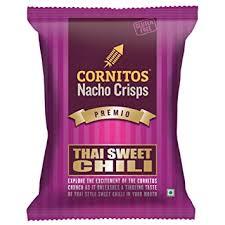 Cornitos Nacho Crisps  Sweet Chili