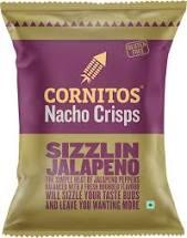 Cornitos Nacho Crisps Sizzlin Jalapeno