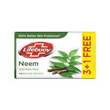 Lifebuoy Neem 3+1 Free